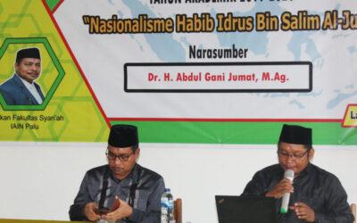 Kuliah Umum Bersama DR. Abdul Gani Jumat, S.Ag, M.Ag
